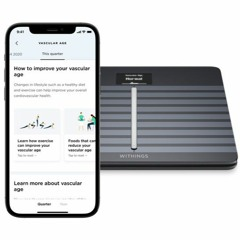 Withings brings heart health measurement to Body Cardio scale