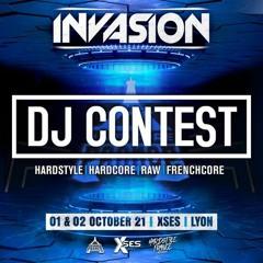 Dj Contest Invasion Lyon 1&2 Octobre 2021
