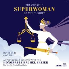 The Chasidic Superwoman of Night Court