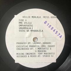 Willie Mohlala - Owa Tshusula [South Africa, 1992]