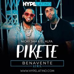 Nicky Jam, El Alfa - Pikete (Benavente Remix)(www.hypelatino.com)