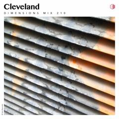DIM210 - Cleveland