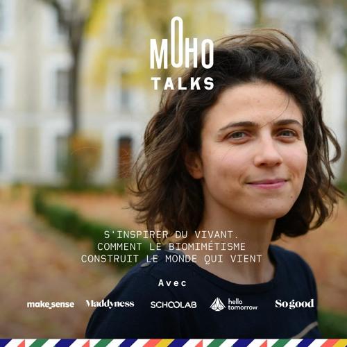 Kalina Raskin, fondatrice du laboratoire de Biomimétisme Ceebios