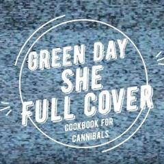 Green Day - She - Full Cover