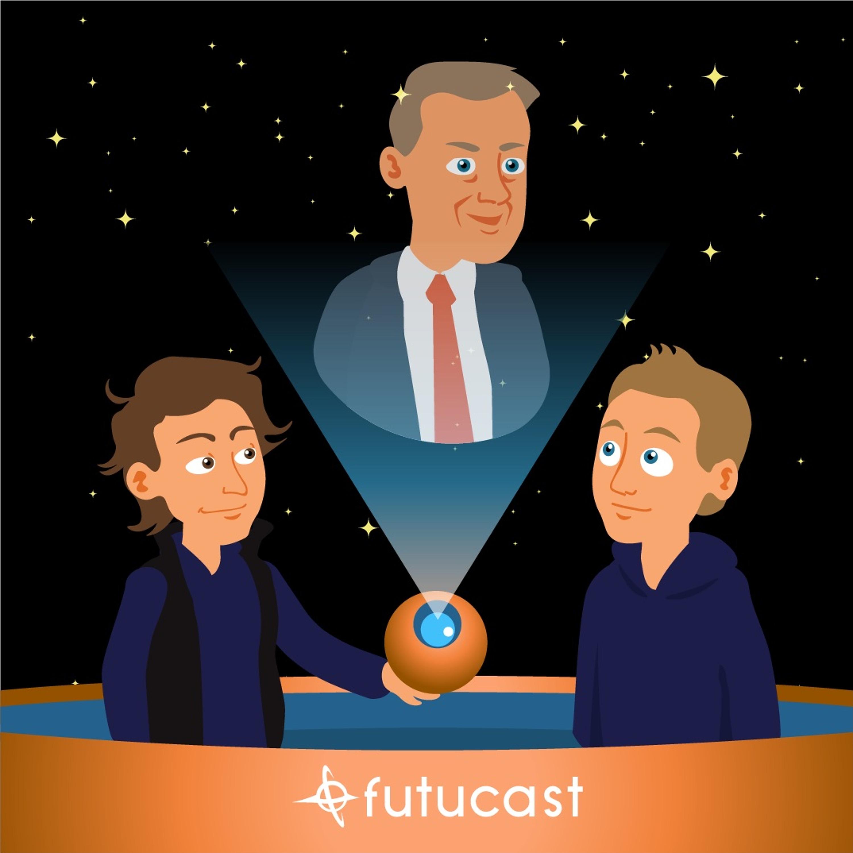 Robert Wihtol | Kiinan nousu - Futucast #96