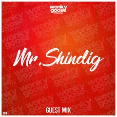 Acceptable In The 80's - Mr Shindig - Wonky Guest mix