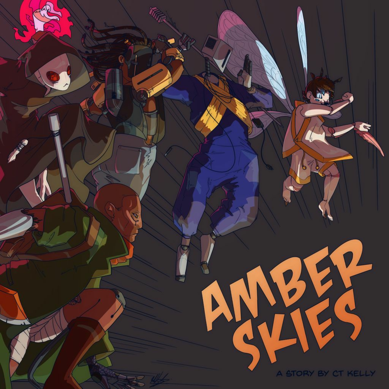 "Quaran-tainment, Episode 7 - ""Amber Skies: Chapter 2"""