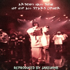 Arsenio Hall Show Hip Hop All Stars Cypher Instrumental (Reprod. Jakeuhhb)