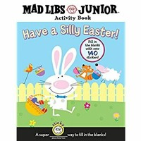 (READ-PDF!) Have a Silly Easter! Mad Libs Junior Activity Book (READ PDF EBOOK)