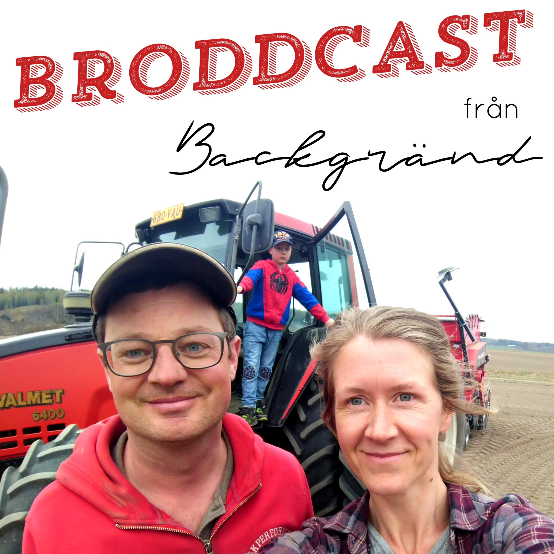 Broddcast#1: Staffan på Starast