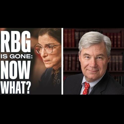 RBG is Gone: Now What? (With Senator Sheldon Whitehouse)