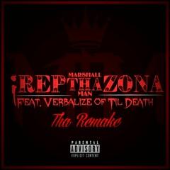 "iRep Tha Zona ""Tha Remake""(Feat. Verbalize)"