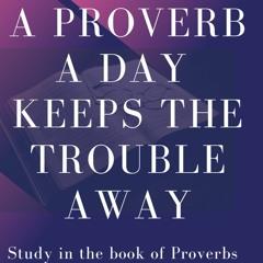 Proverbs 18:1-10
