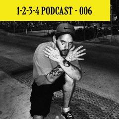 1-2-3-4 Podcast 006 by DJ これからの緊急災害 (Wachita China)