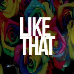 """Like That"" | AfroBeat Dancehall Summer Type Beat"