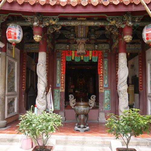 【Tainan, Taiwan】Kaiji Mazu Temple 開基天后宮