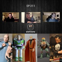 Ep - 211 - Action Figures & Movies and Games you Rent Twice