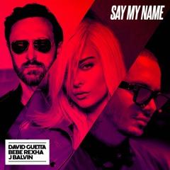 Say My Name (Alex Dabroso Remix) [INSTRUMENTAL]