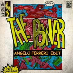 Snap! - I'VE GOT THE POWER (Angelo Ferreri EDIT) // FREE DL