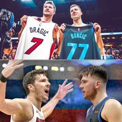 Dončićev Dallas in Dragićev Miami v 1. krogu playoffa! Napovednik prvih tekem!