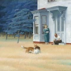 Le roman d'un chef-d'œuvre #3 - Cape Code Evening de Hopper