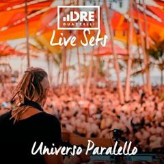 Live sets @ Universo Paralello Festival #15 2019/2020