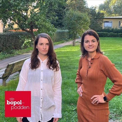 #107 Dina Oetterli: Politikerna är för fega