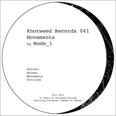 KW041 - Mode_1 - Movements E.P. (digital now, vinyl soon!)