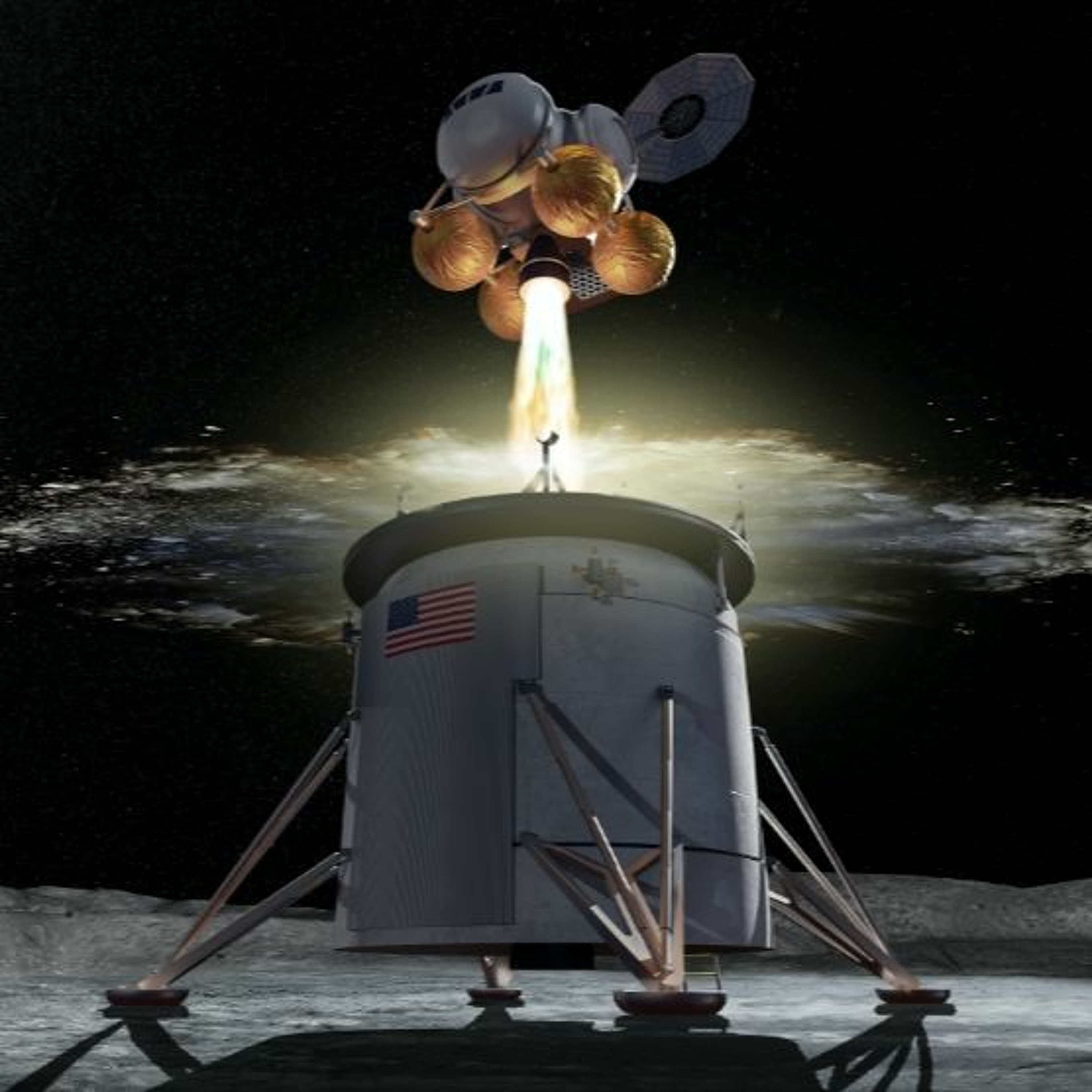 Mike Gold Update on the Artemis Accords and Space Resources