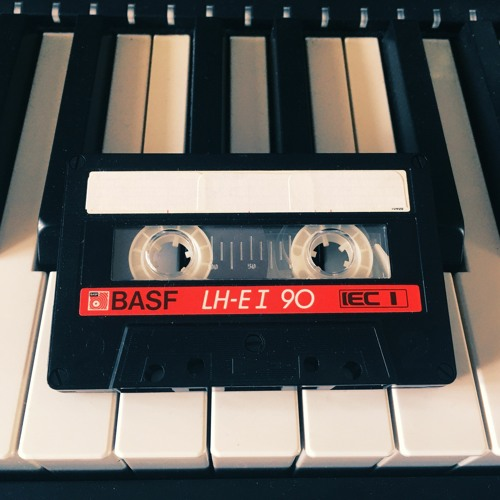 Spare Track mixtape - taped