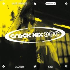 Crack Mix 400: Alex Savage
