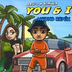 Bru C - You & I (hgdnb remix)