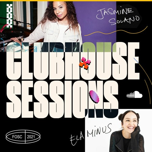 First on SoundCloud Clubhouse Session, with Ela Minus