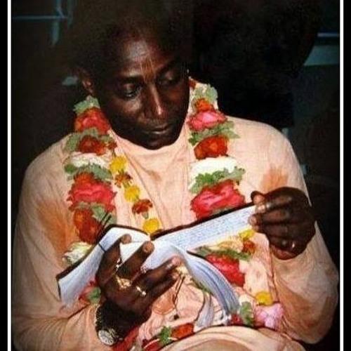 John Favors (HH Bhakti Tirtha Swami) Gets Admission To Princeton University