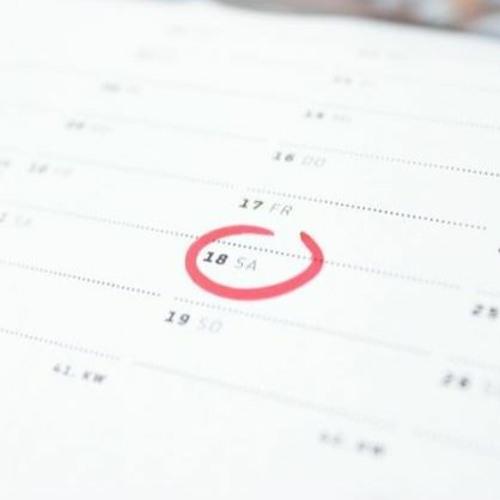 Community Calendar November 19 - 21, 2020