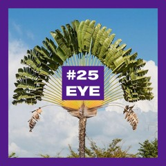 """POSITIVE MESSAGES #25 : EYE """"SOL BUFO MIX"""""""