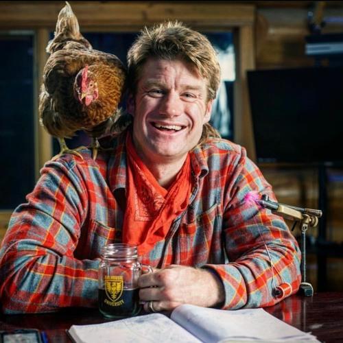114 Captain Quinn, comedian, fly fisher, tv series host, videographer, steelheader