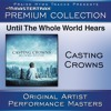 At Your Feet - Medium without background vocals ([Performance Track])