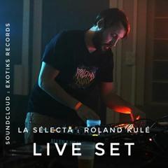 La Sélecta : Roland Kulé