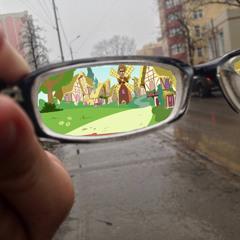 Fake Glasses colab @sinrevalar