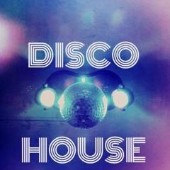 DISCO HOUSE MIX - OCTOBER 2021