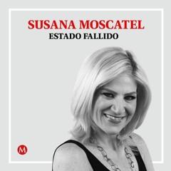 Susana Moscatel. El ático de la autora muerta