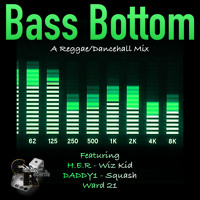 Cashino Sound x DJ Influence - Bass Bottom Ep