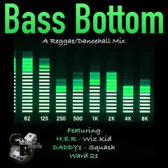 Cashino Sound x DJ Influence - Bass Bottom Ep