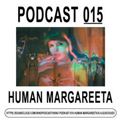 OKNO podkast 015 - human margareeta