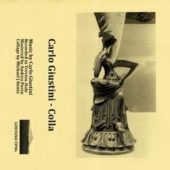 "Carlo Giustini - Nella Vasta Brina ""Colla (Double Album)""   Lᴏɴᴛᴀɴᴏ Series"
