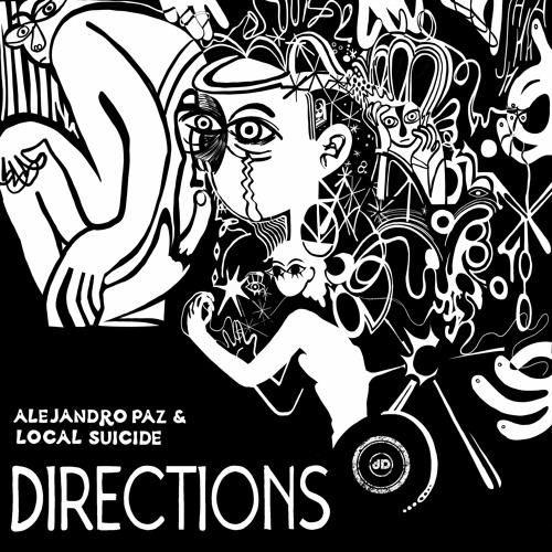 PREMIERE: Alejandro Paz & Local Suicide - Directions (Velax Isolated Remix) [SOON on Darkroom Dubs]