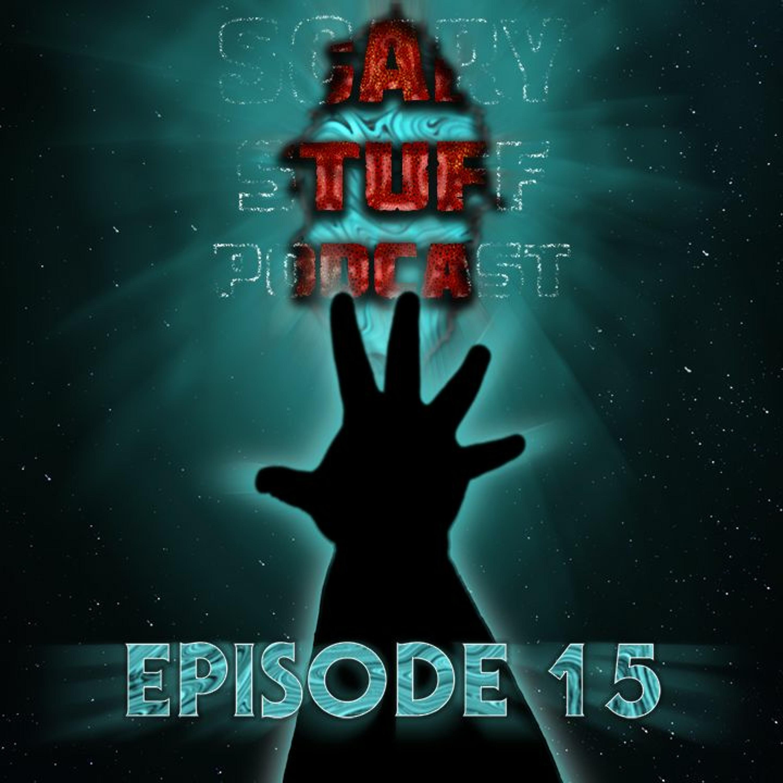 Episode 15: Carcosa Baby Jesus (Interdimensional Horror)