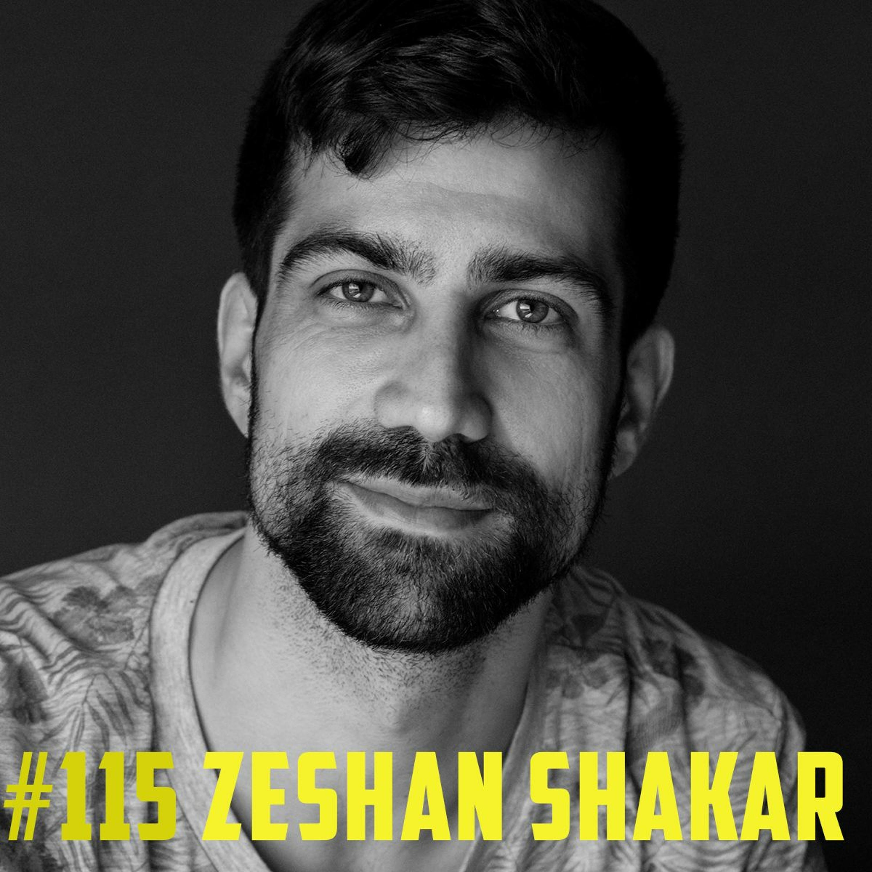 Zeshan Shakar om «Gul bok»