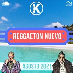 Reggaeton Nuevo - Agosto 2021 | Mix by DJ Ross K | Bad Bunny, Rauw Alejandro, Mora | Lo Mas Nuevo